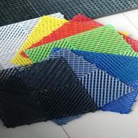 供应**洗车房塑料格栅地板 彩色装饰建材 **