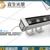 宜生光景大功率LED线条灯 9W led洗墙灯 酒店桥梁灯 条形灯 工程亮化