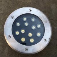 供应大妙光M-32直销LED投光灯 投射灯 埋地灯 地埋灯外壳 地埋灯配件