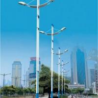 供应LED路灯 户外道路灯灯杆 250瓦金卤灯灯具配件 6米太阳能路灯